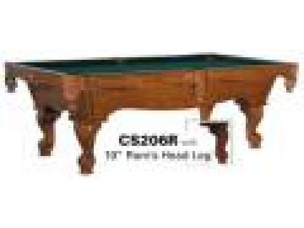 CS206R Billiard Table