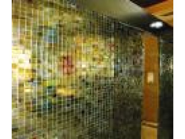 Decorative Glass Mosaic Panel