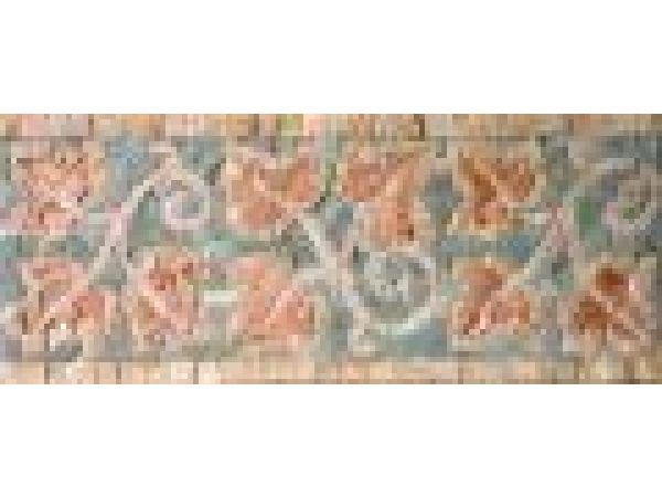 Stone Mosaics-5.75x14.75 Ivies 029