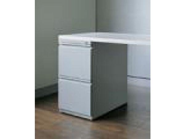 Individual Storage - Pedestal