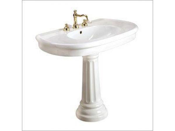 Vanessa Pedestal Sink