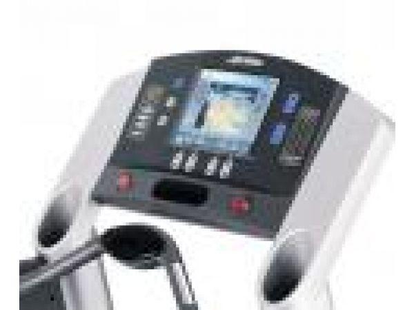 95Ti Treadmill with LCD Display