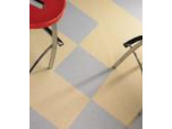ROPPE SafeTcork Vinyl Tile
