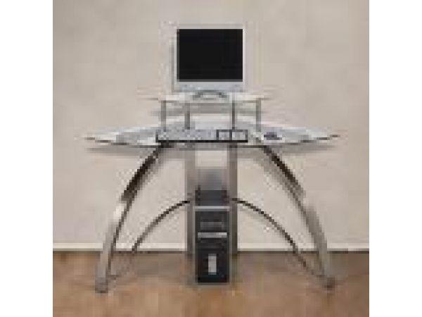 Salina Corner Computer Desk