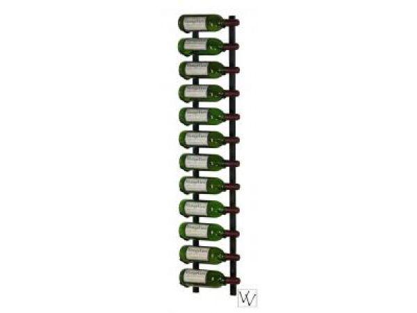 VintageView 12 Bottle Wall Mounted Wine Rack