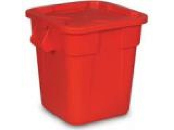 3517 Combo Pack includes 3526 Square BRUTE' Container, 3529 Snap-Lock' Lid