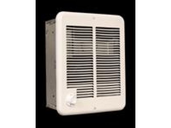 CRA Series - Residential Fan-Forced Zonal Wall Heaters