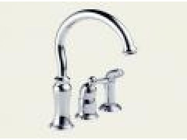 Stratford Classic: Single Handle Kitchen Faucet