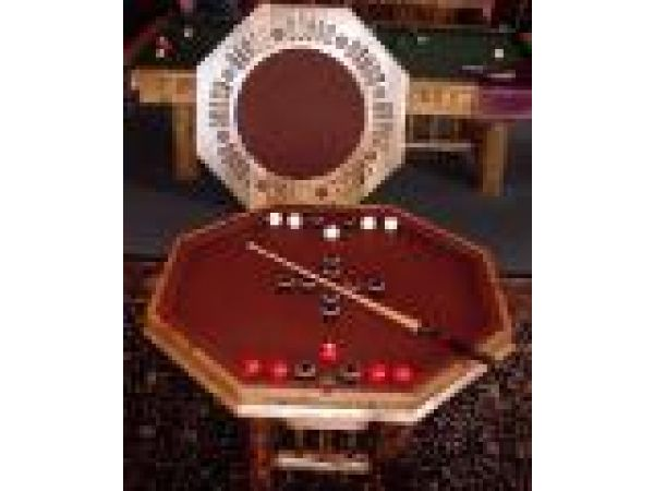 The 3-in-1 Poker Table