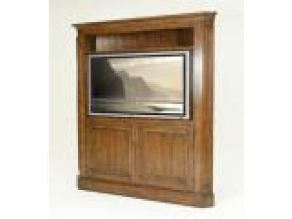 2962 Corner Cabinet for Plasma TV