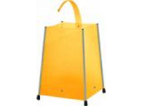 Dingos Waste-Paper Basket Yellow