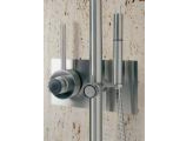 Thermostatic Shower Valve with Handshower