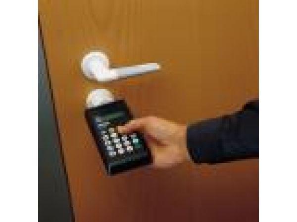 Electronic locking system administration