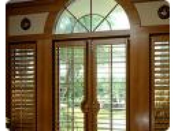 Woodfold Custom Hardwood Shutter Stains & Finishes