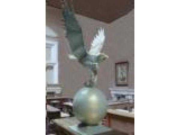 Cast Iron, Bronze & Aluminum Statues - S0013