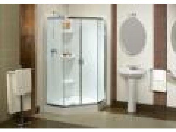 MAAX Intuition¢â€ž¢  Frameless Corner Shower Door