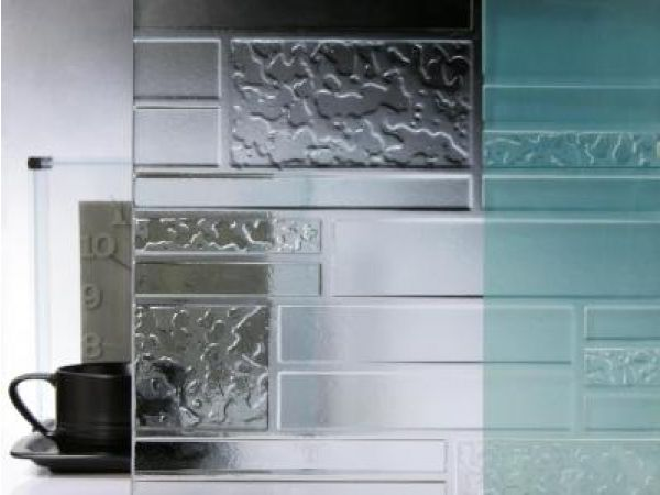 Architectural Glass: Textured Glass