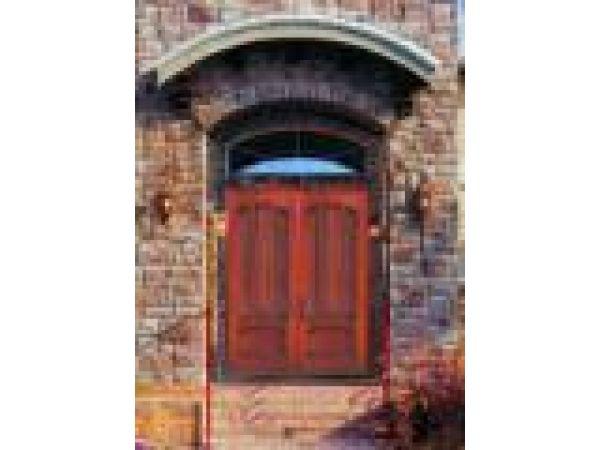 JELD-WEN' Premium Fiberglass Doors