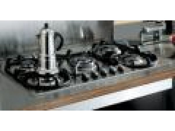 Five-Burner 36 Gas Cook Top