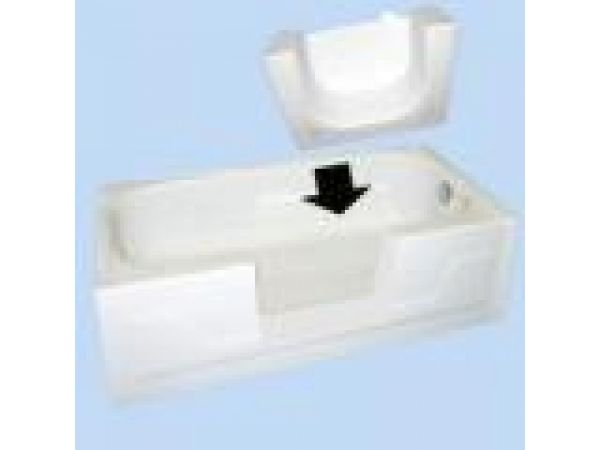 Safety Bath Door Insert Kit
