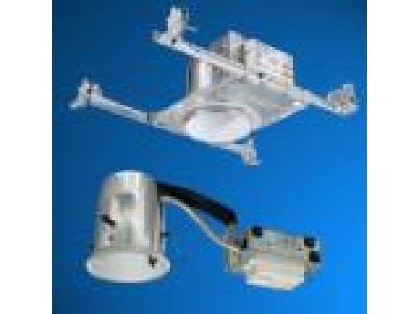 Halo' 4  Compact Fluorescent Downlights