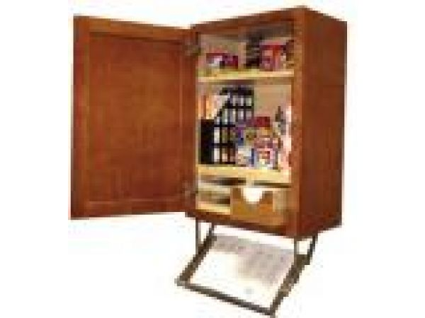 Diamond' Logix¢â€ž¢ Cookbook and Recipe Organizer Cabinet