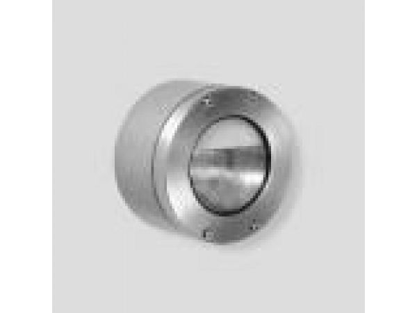 Semi-recessed - low voltage stainless steel