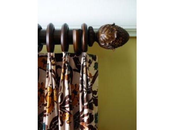 KI Wood Trends2 Oakleaf Hazelnut