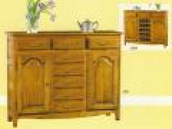259 ENTREE CHEST WITH 8 DRAWERS