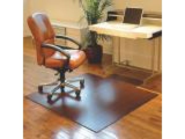 Bamboo Roll-Up Chairmat