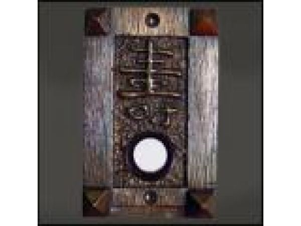 Long Life Bronze Doorbell