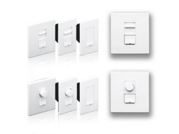Renoir II Architectural Wall Box Dimmers