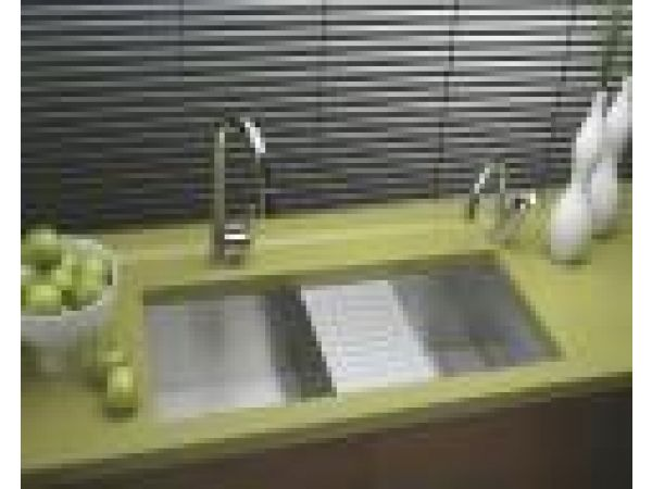 Avado Integrated Work Surface