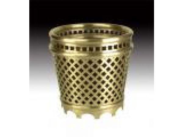 All-Brass Latticel Planter