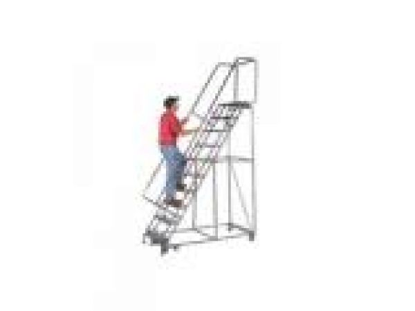 M-2000 Series Rolling Safety Ladder