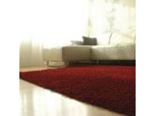 Bamboo Shag rug