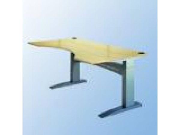 Dual Column Electric Height Adjustable Desks