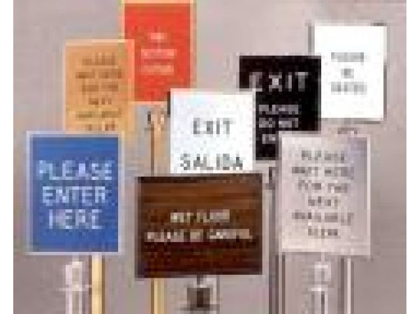 Bakelite Signs