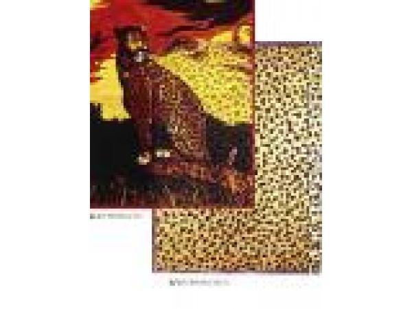 Reversible - Cheetah & Cheetah Print Blanket