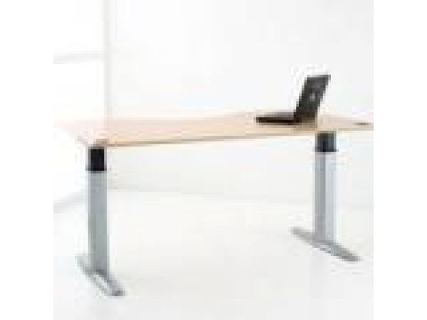 Electric Height Adjustable Desk (501-23)
