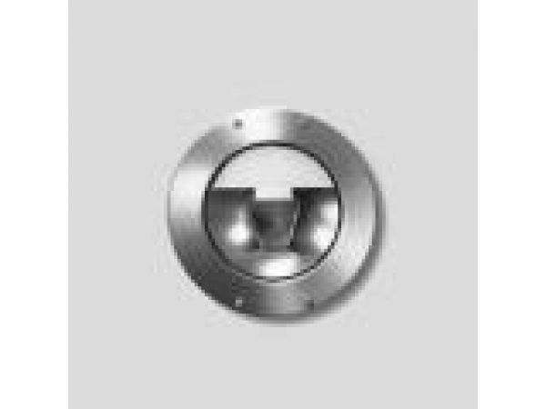 Recessed wall - low voltage stainless steel