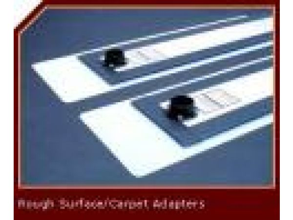 Rough Surface/Carpet Adapters