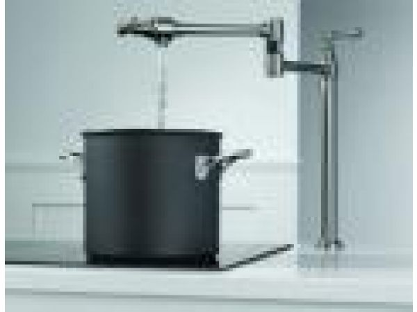 Brizo's Pot-filler faucets
