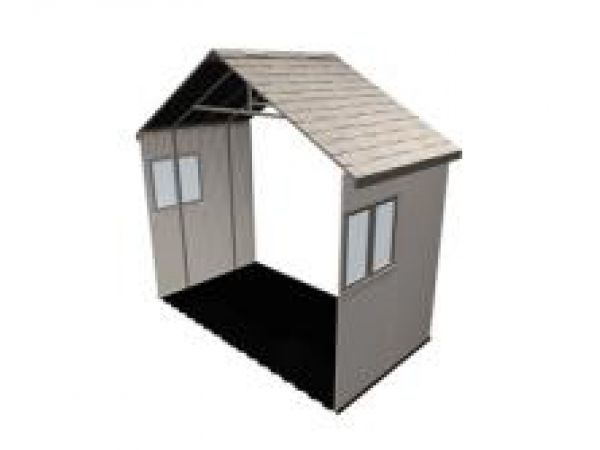 60-Inch Extension Kit for 11-Foot Storage Building
