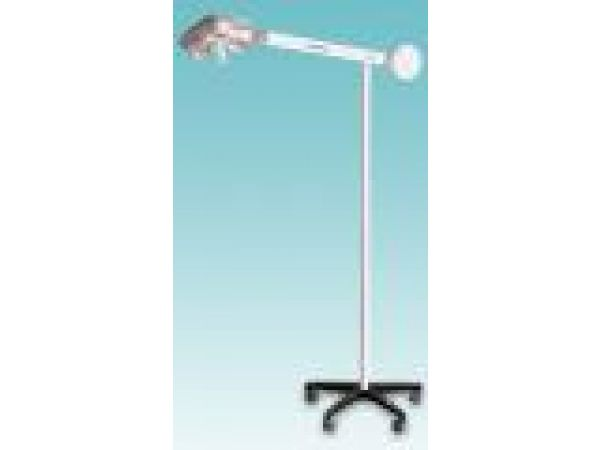 MRI Compatible Surgery Lights - click image to enl