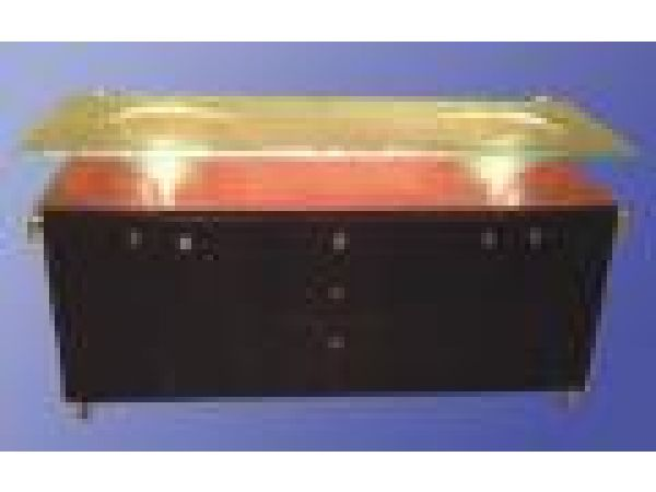 Double glass basins  Model LAS520