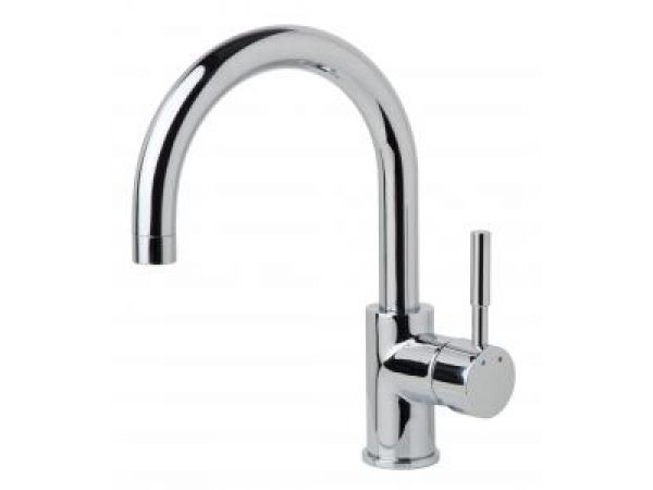 Dia Bar Faucet in Chrome