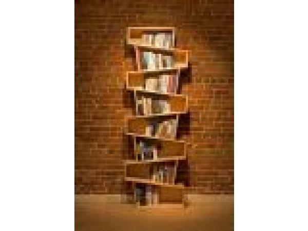 Switchback Bookcase