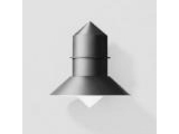 Surface wall - partial uplight