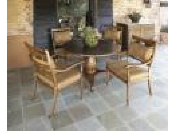 Terra Furniture's Verona Collection Dining Table